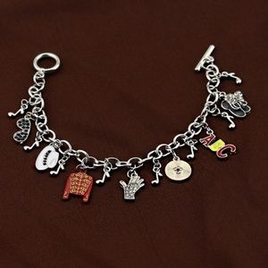 Jewelry - Michael Jackson Charm Bracelet
